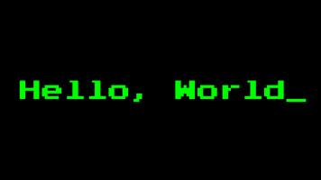 Первая программа на C++