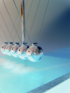Момент инерции в физике