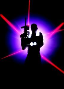 Понятие лазера и свойств лазерного излучения в оптике