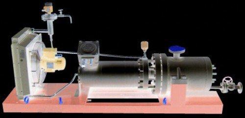 Насос для жидких металлов в физике