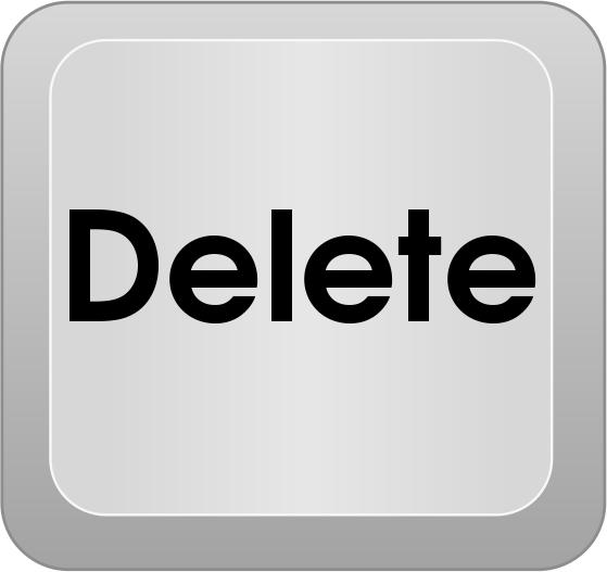 SQL: delete