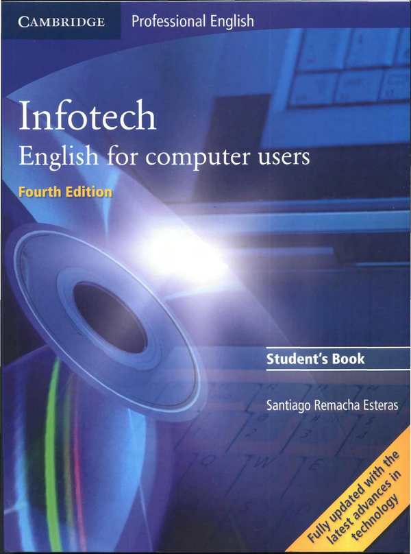 Infotech English for computer users Professional English